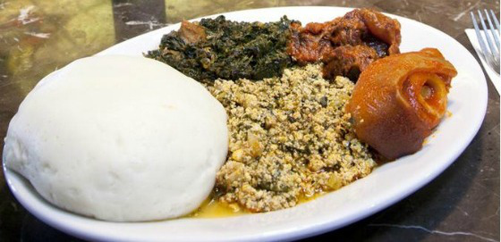 Authentic African Dishes